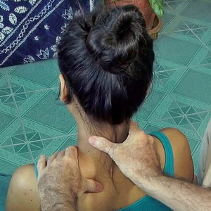 image of neck massage