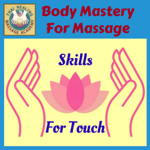 Body Mastery For Massage course logo