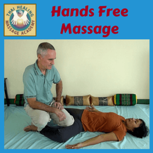 Hands Free Massage course logo
