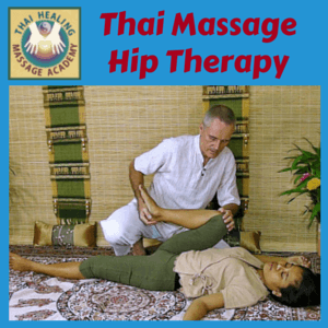 Thai Massage Hip Therapy course logo